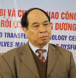 Ông Nguyễn Thiện Trưởng