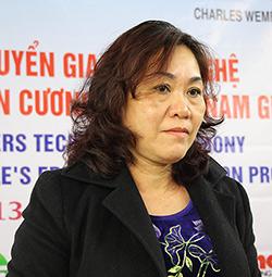 Bà Vũ Minh Phương
