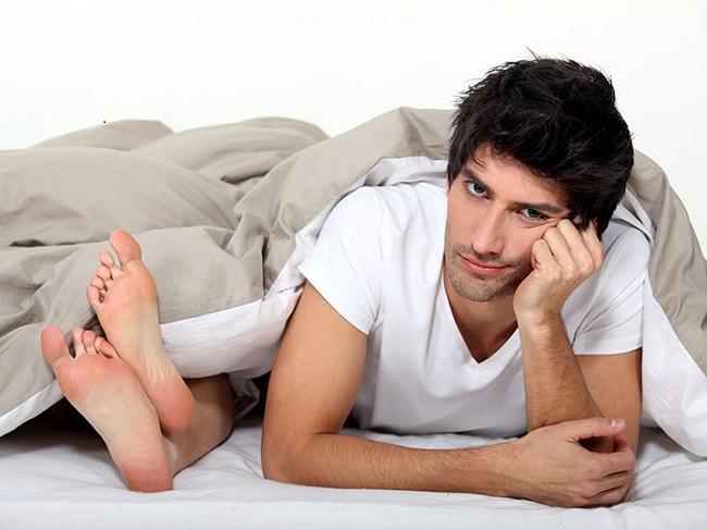 Mãn dục nam- nỗi lo thầm kín với nhiều quý ông