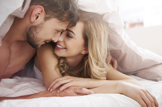 Tình dục an toàn đem lại tinh thần cho phái mạnh