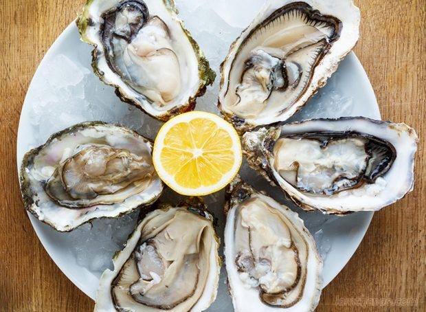 Món ăn từ hàu giúp nam giới cải thiện testosterone